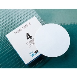 Filter Papers, Qualitative Standard Grade 4 (Whatman)