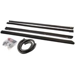 Side Window Run Channel Kit