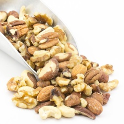 Mixed Nuts Deluxe - Raw (Organic)