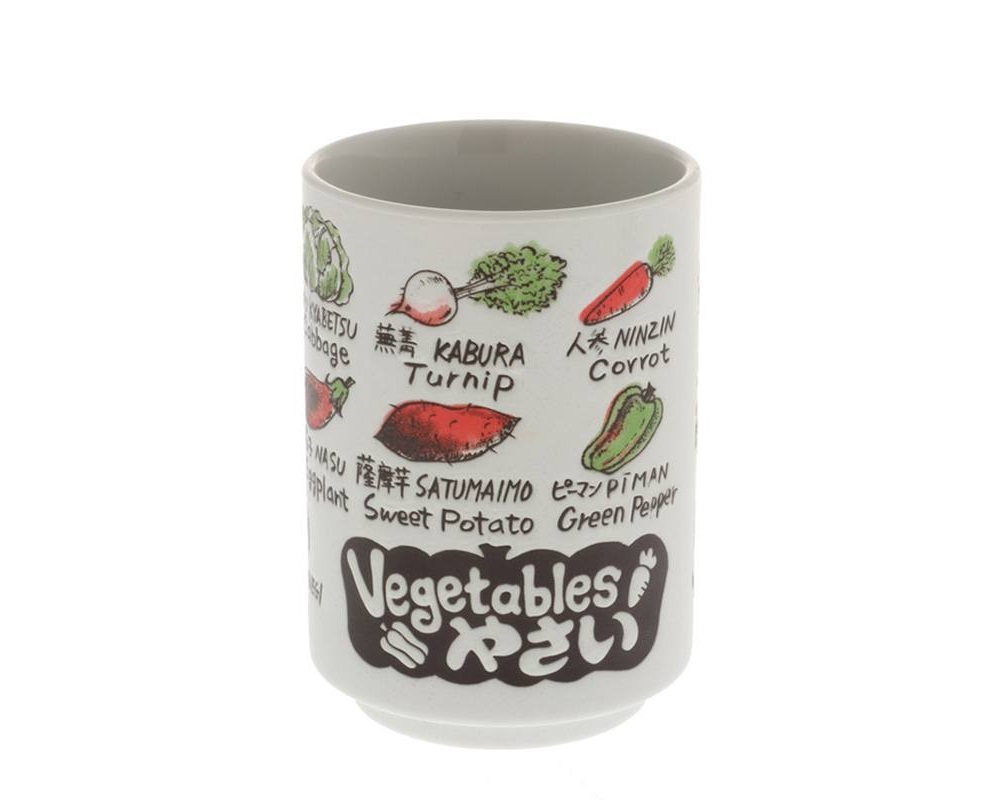 Teacup Favorite Vegetables