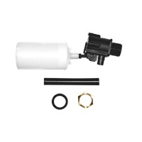 "MTM Hydro 3/4"" Plastic Float Valve with Filter"