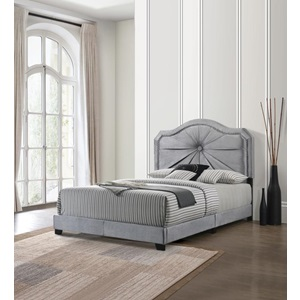 26410Q Frankie Queen Bed