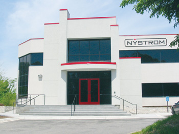 Nystrom Corporate Building