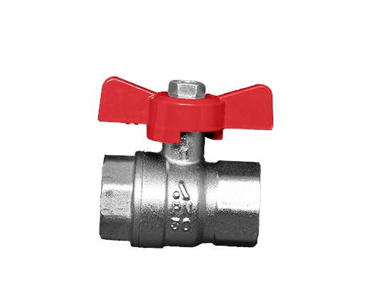 "MTM Hydro 1/2"" Brass Steam Valve"