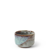 Sake Cup 2.5 oz. Blue/Gray