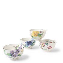 Floral Spring Rice Bowl Set
