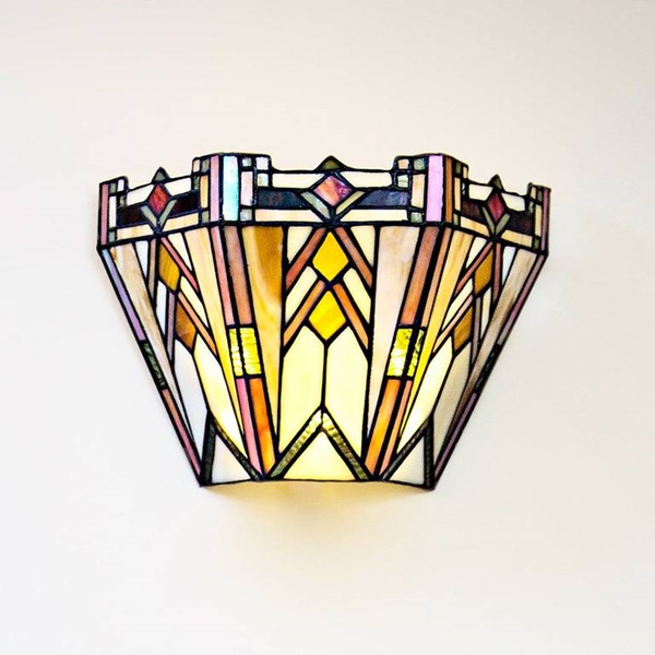 7.75 H Cordless LED Mission Style Sconce  sc 1 st  River of Goods & River of Goods   Unique Custom Home Decor Products u0026 Furnishings ...