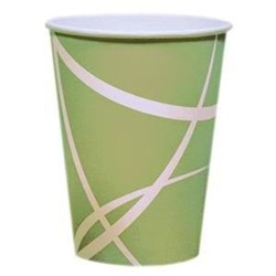 5 OZ LIGHT GREEN PAPER COLD CUP,