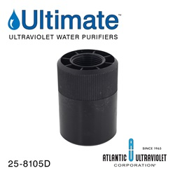 Static Gland Nut: 25mm Seal for Ultimate UV Water Purifier