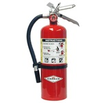 Amerex 5lb ABC Fire Extinguisher - W/ Wall Bracket