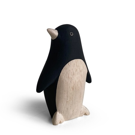 T-Lab Wooden Animal - Penguin