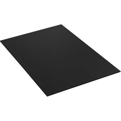 24 X 34 4MM BLACK PLASTIC CORRUGATED SHEETS