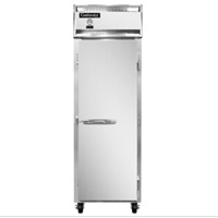 "Continental1F-SA 26"" Solid Door Reach-In Freezer"