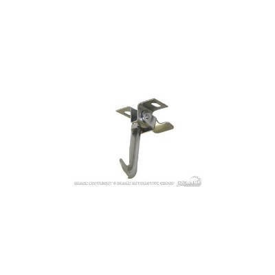 66-77 Bronco Hood Latch (Stainless Steel)