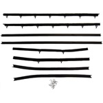 Window Felt Beltline Weatherstrip