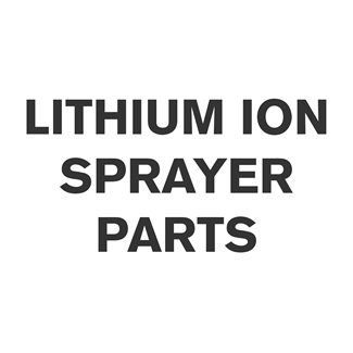 Lithium Ion Sprayer Parts