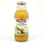 Pineapple Juice - Organic (Lakewood) - 12.5oz