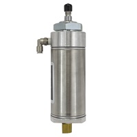 Air Cylinder with Jam Nut