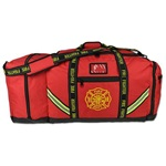 Lightning X LXFB10-R Deluxe XXXL Turnout Gear Bag Red