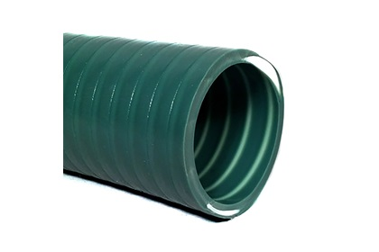 Heavy Duty Green PVC Suction Hoses