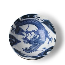 "Flying Dragon 6"" Bowl"