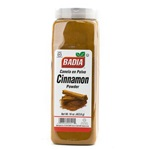Cinnamon, Ground (Non-Irradiated) - 16oz