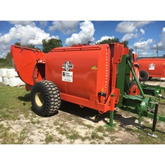 Rears Single Side Pecan Volute on Powerblast Hurricane Sprayer