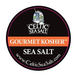 Gourmet Kosher Celtic Sea Salt® Sample Jar