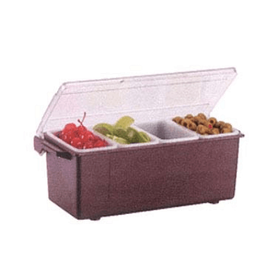Vollrath 4741-01 Kondi-Keeper Condiment Dispenser Plastic