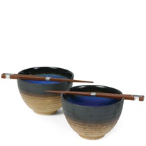 "Cobalt Blue 5.5"" Bowl Set"