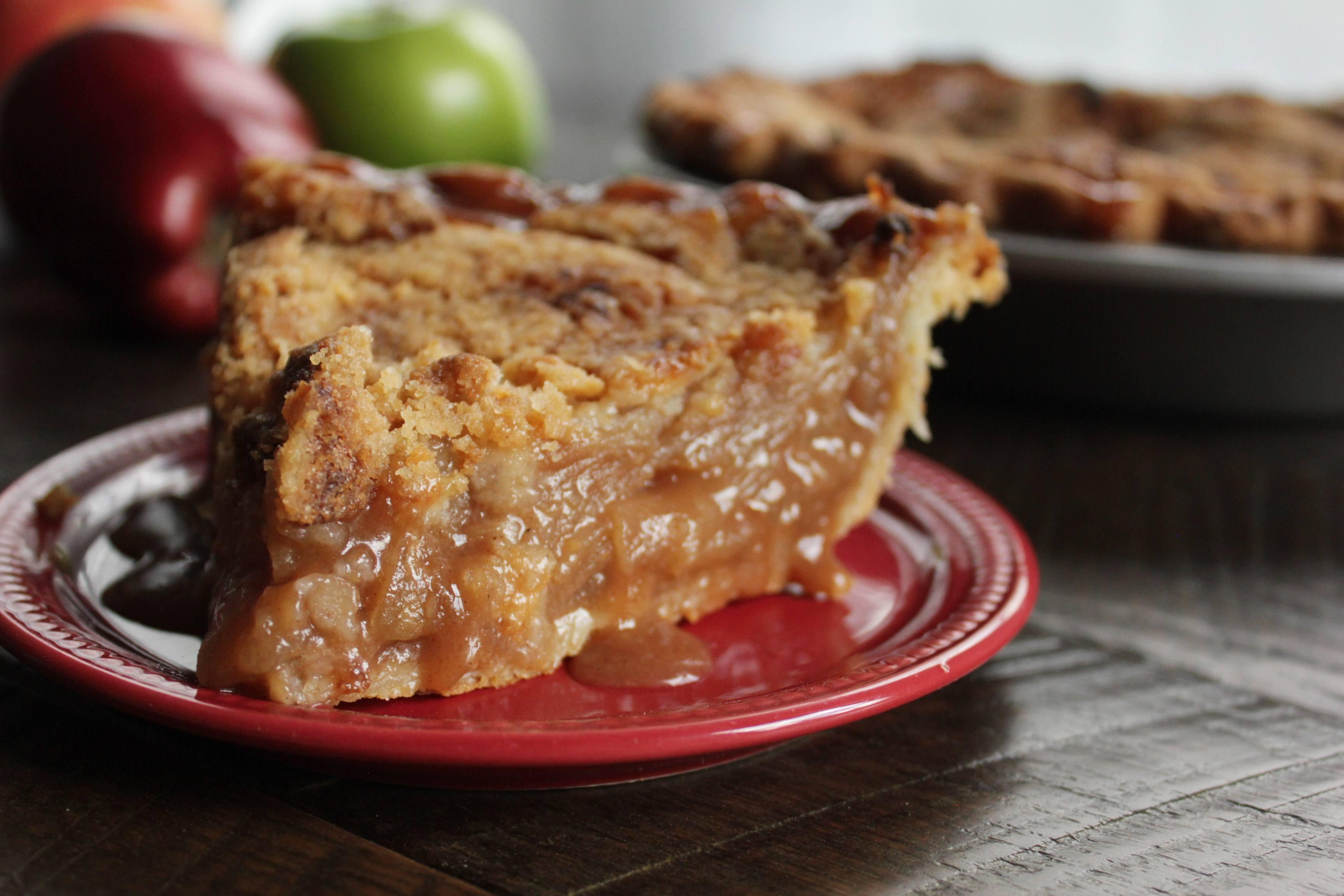 Usa Pan 174 Recipe Paper Bag Apple Pie