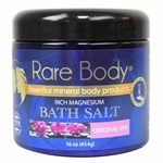 Rare Body Care Bath Salts - Spa Scent (16 oz)