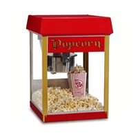 Gold Medal Red Fun Pop Popcorn Popper