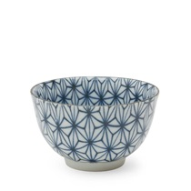 Asanoha Colors 5 Oz. Teacup - Blue