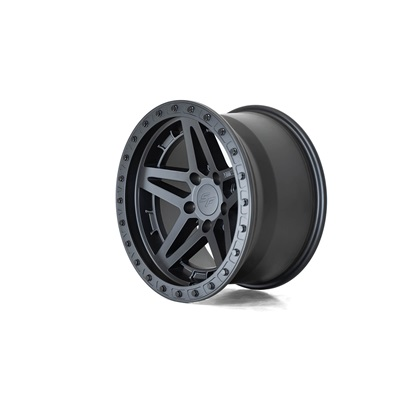 ADD Stealth Fighter Wheel 17x9 - Matte Black