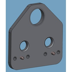 Cathode Support Plate