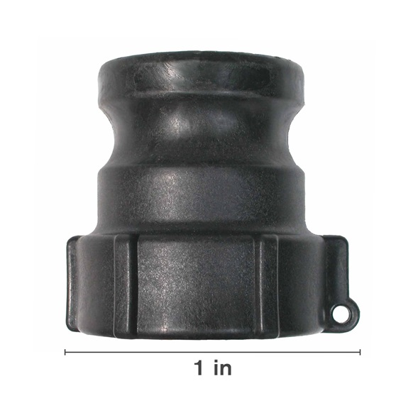 "1"" Type A Polypropylene Camlock-BOOK"