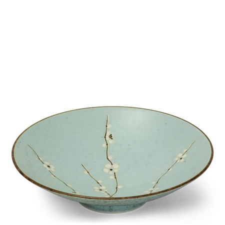 "Spring Blossoms 11"" Serving Bowl"