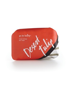Desert Tulip Demi Bar Soap