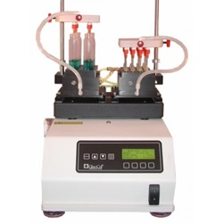 Advanced Heating/Mixing Evaporator