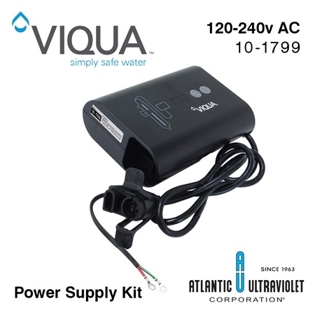 VIQUA Power Supply Kit D4, E4, and F4