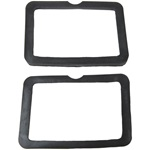 Tail lamp lens gasket