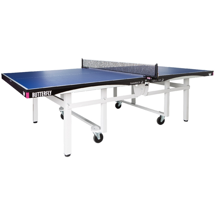 Butterfly table tennis centrefold 25 table ittf approved - Butterfly tennis de table ...