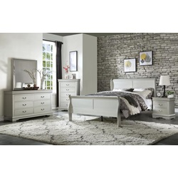 26730Q LOUIS PHILIPPE PLATINUM Q BED