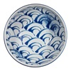 "Blue Wave 8.25"" Bowl"