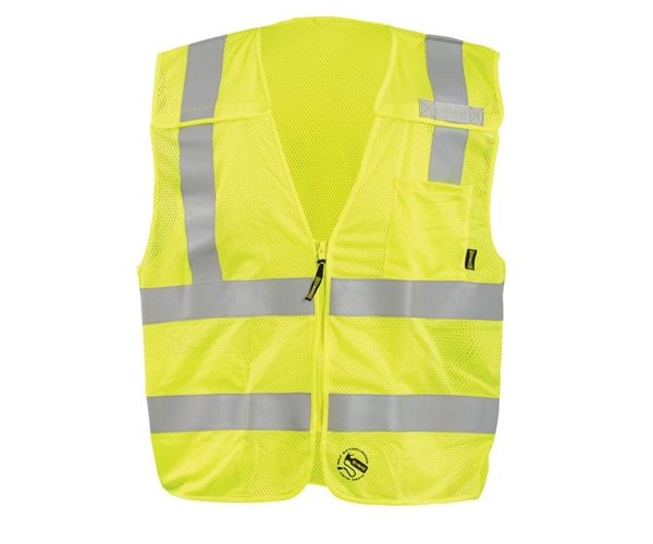 Self Extinguishing Break-Away Vest