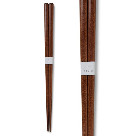 Chopsticks Wood Brown 2