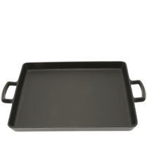 Cast Iron Teppan Griddle