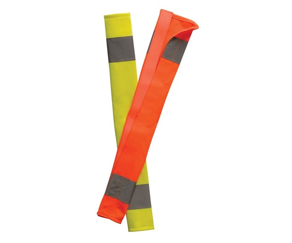 High Visibility Value Seat Belt Cover