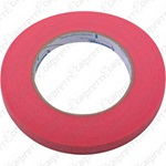 Red Window Film Tape